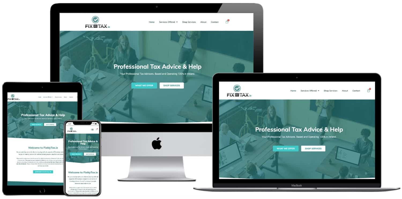 elementor pro expert ireland web design